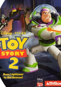 Обложка Toy Story 2: Buzz Lightyear to the Rescue