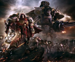 Warhammer 40k: Dawn of War 3 впечатлила даже фаната «Звездных Войн»