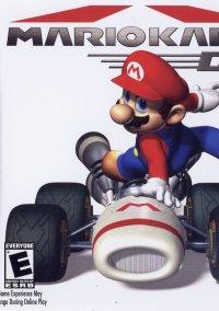 Обложка Mario Kart DS