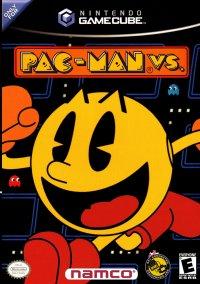 Обложка Pac-Man vs.