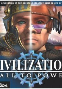 Обложка Civilization: Call to Power
