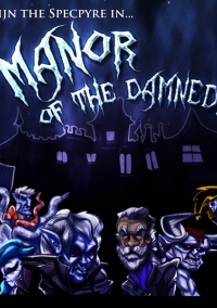 Обложка Rijn the Specpyre in... Manor of the Damned!