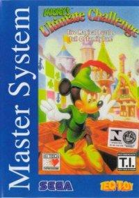 Mickey's Ultimate Challenge – фото обложки игры