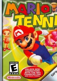 Обложка Mario Tennis