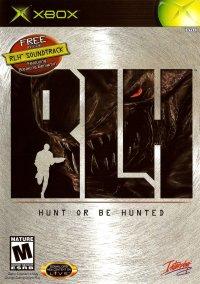 Обложка Run Like Hell: Hunt or Be Hunted
