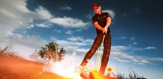 EA Sports PGA Tour. Видео #1