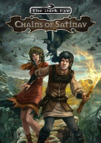 Обложка The Dark Eye: Chains of Satinav