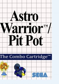 Обложка Astro Warrior & Pit Pot