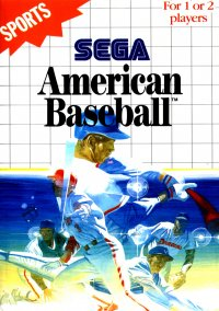 Обложка American Baseball