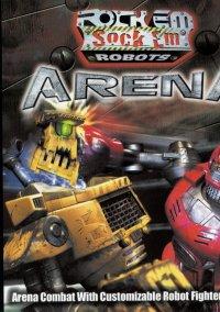 Обложка Rock 'em Sock 'em Robots Arena