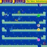 Скриншот Bubble Bobble: The New Adventures