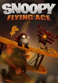 Обложка Snoopy Flying Ace