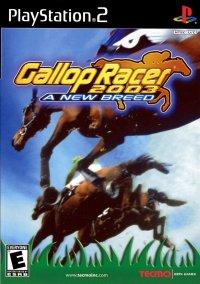 Обложка Gallop Racer 2003