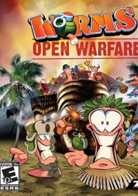 Обложка Worms: Open Warfare