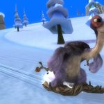 Скриншот Ice Age: Continental Drift. Arctic Games – Изображение 1