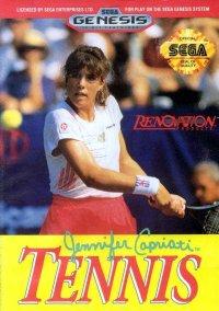 Jennifer Capriati Tennis – фото обложки игры