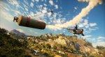 Оперативник оседлал летящую машину на кадрах Just Cause 3 - Изображение 9