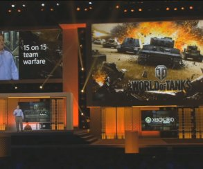 World of Tanks выйдет на платформе Xbox 360