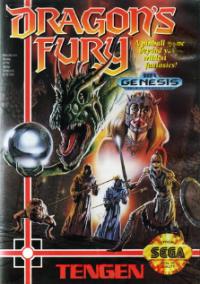 Обложка Dragon's Fury