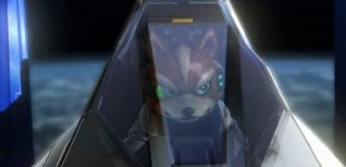 Star Fox Zero. Демонстрация игровых элементов