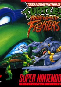 Обложка Teenage Mutant Ninja Turtles: Tournament Fighters