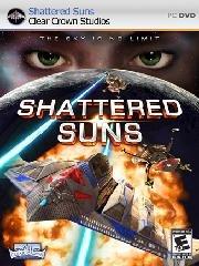 Обложка Shattered Suns