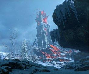 Зима и лето сошлись на свежих кадрах из Dragon Age: Inquisition