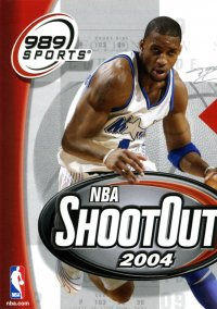 Обложка NBA ShootOut 2004