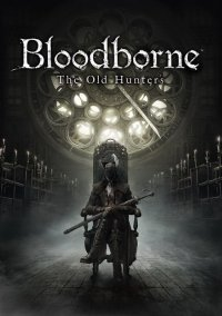 Обложка Bloodborne: The Old Hunters