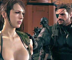 Объявлено название дополнения для Metal Gear Online