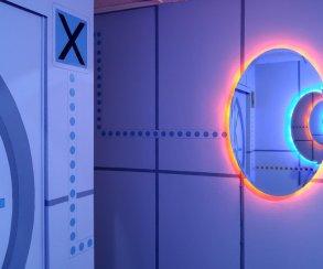 Детская комната в стиле Portal