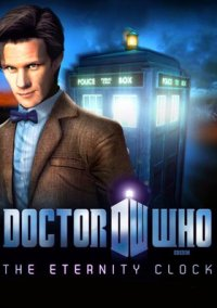 Обложка Doctor Who: The Eternity Clock