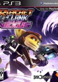 Обложка Ratchet & Clank: Into the Nexus