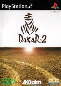 Обложка Dakar 2