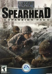Обложка Medal of Honor Allied Assault: Spearhead
