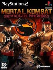 Обложка Mortal Kombat: Shaolin Monks