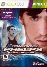 Обложка Michael Phelps: Push the Limit