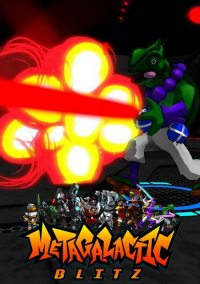 Обложка Metagalactic Blitz