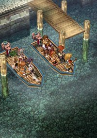 Обложка The Legend of Heroes: Trails in the Sky SC