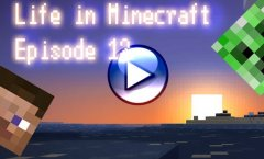 Life in Minecraft. Episode 12