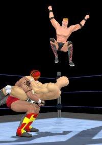 Обложка Pro Wrestling X Uprising