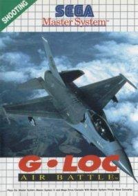 Обложка G-LOC Air Battle