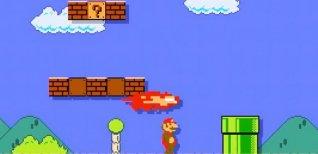 Super Mario Maker. Демонстрация геймплея