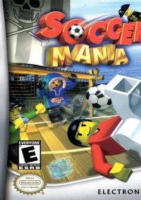 Обложка LEGO Soccer Mania