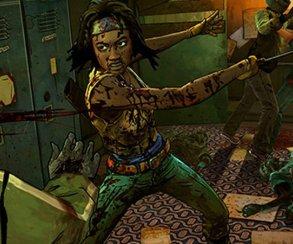 Мини-серия игр про Мишонн из The Walking Dead стартует 23 февраля