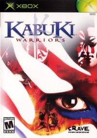 Обложка Kabuki Warriors