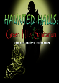 Обложка Haunted Halls: Green Hills Sanitarium