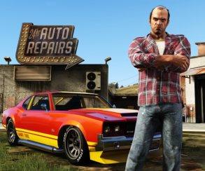 На кадрах из Grand Theft Auto 5 сравнили детализацию персонажей