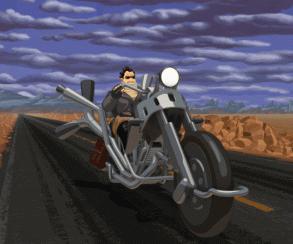 Объявлена дата выхода Full Throttle Remastered