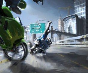 Создатель MotoGP собирает деньги на игру в духе Road Rash